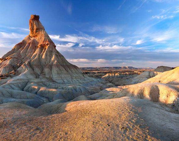 Bardenas Reales, el desierto navarro EN