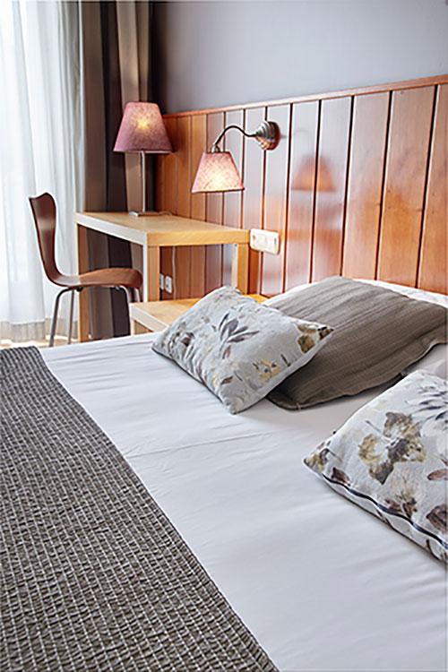 Habitación doble dos camas Iriguibel