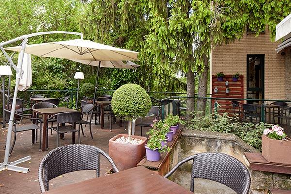 Hotel camino de Santiago en Navarra